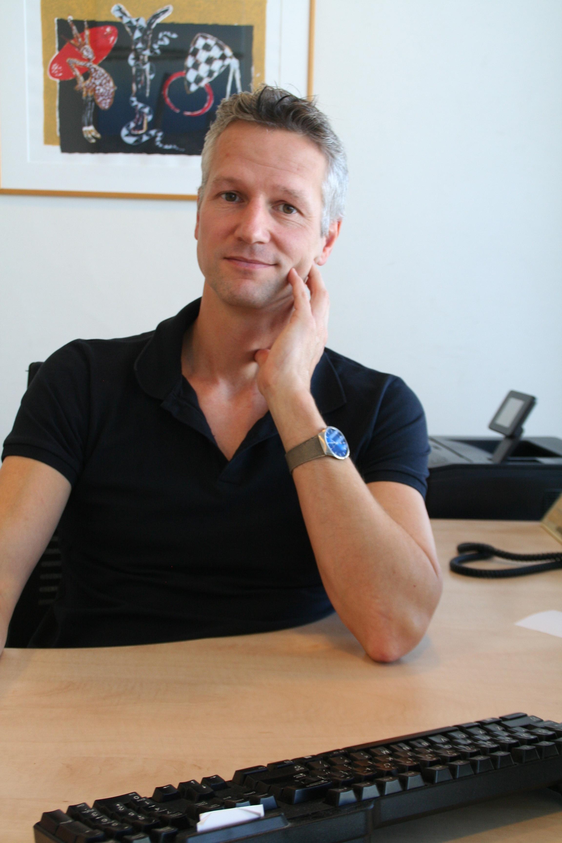 Huisarts Pierre Gijsbers